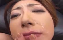 Ayano Murasaki is a kinky Jap MILF